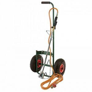 Ribiland - proxkit1 - Kit desherbeur thermique avec chariot roues gonflables de la marque Ribiland image 0 produit