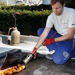 Rothenberger IndustrialRomini Chalumeau de préchauffage Avec 2m de tuyau–030961E de la marque Rothenberger Industrial image 1 produit