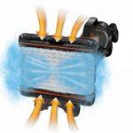 Rowenta RY7557 Clean & Steam Aspirateur Balai/Nettoyeur Vapeur Blanc/Argenté 1700 W de la marque Rowenta image 1 produit