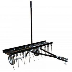 Scarificateur trainé TurfMASTER TA100 - Largeur 100 cm - 20 griffes de la marque Turfmaster image 0 produit