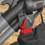Skil 0792AA Aspirateur Souffleur et Broyeur de Feuilles avec Roulettes pivotantes (2800W, Bretelle, Sac de récupération, Easy Storage) de la marque SKIL image 3 produit