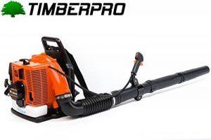 Souffleur à feuilles dorsal thermique 85 cm³ TIMBERPRO de la marque TIMBERPRO FR image 0 produit