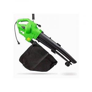 Souffleur - aspirateur - broyeur de feuilles 3000W 270km/h de la marque GardenKraft image 0 produit