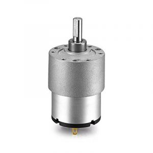 sourcingmap® Geared DC arbre électrique Boîte de réduction de vitesse du moteur de la marque Sourcingmap image 0 produit