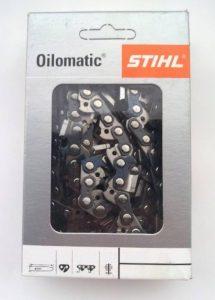 """Stihl 3652 000 0072 RMC Chaîne de tronçonneuse 50cm 72maillons 1,6mm 3/8"""" Gouge demi-ronde de la marque Stihl image 0 produit"""