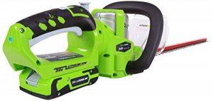 Taille-haie sans fil 24V de Greenworks Tools de la marque Greenworks Tools image 0 produit