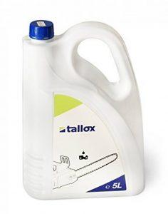 tallox Huile pour chaîne à scier 5l huile de chaîne pour tronçonneuse de la marque tallox image 0 produit