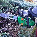 TCK GL25-2 Elagueuse + Ebrancheur + Taille-haie thermique de la marque TCK image 4 produit