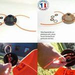 Tête pour débroussailleuse universelle Rapide Bio Composite de la marque Jardiaffaires image 3 produit