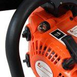 Tronçonneuse élagueuse thermique 25 cm3, 1.2 CV, guide 26 cm de la marque GT Garden image 2 produit