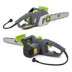 Tronçonneuse électrique 2000W guide 35 cm 7000 tours/minute Gris de la marque GardenKraft image 5 produit