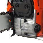Tronçonneuse thermique 58 cm3, 3.5 CV, guide 50 cm, 2 chaînes de la marque GT Garden image 2 produit