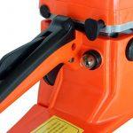 Tronçonneuse thermique 62 cm3, 3.5 CV, guide 50 cm, 2 chaînes de la marque GT Garden image 4 produit