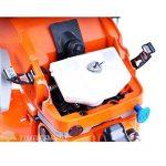 Tronçonneuse Thermique 62 cm3 guide 50 cm avec 2 chaines + housse de transport de la marque TIMBERPRO FR image 4 produit