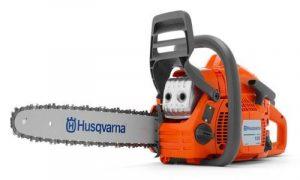 Tronçonneuse thermique HUSQVARNA 135 e-series - Guide 35cm de la marque HUSQVARNA image 0 produit