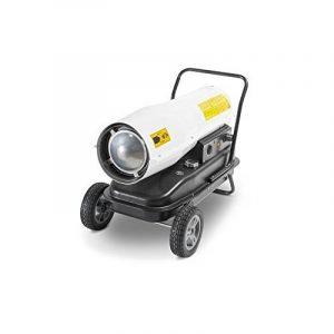 TROTEC 1430000070–Radiateur de Gasoil Direct IDE 50D Puissance thermique nominale de 50kW de la marque Trotec image 0 produit