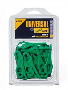 Universal NLO029 Lames pour coupe-bordures sans fil Bosch plastique de la marque Universal image 0 produit