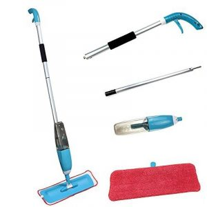 VENDEUR PRO Spray Mop Balai Vapeur Vaporisateur Multifonction Reservoir Pulse Jet Sprayer pour carrelage de la marque Vendeur Pro image 0 produit